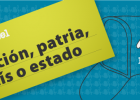 NACIÓN, PATRIA, PAÍS O ESTADO