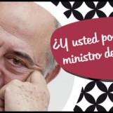 JOSÉ ANTONIO MARINA, MINISTRO DE EDUCACIÓN