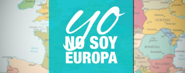 YO NO SOY EUROPA