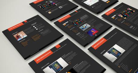 Diseño y maquetación-Web de autor