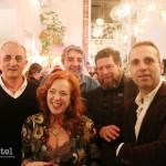 Familia y amigos de Javier García Egocheaga